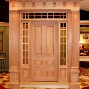 Как правильно заменить входную дверь?