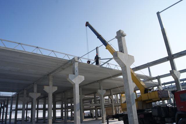 Большая прочность строительных материалов